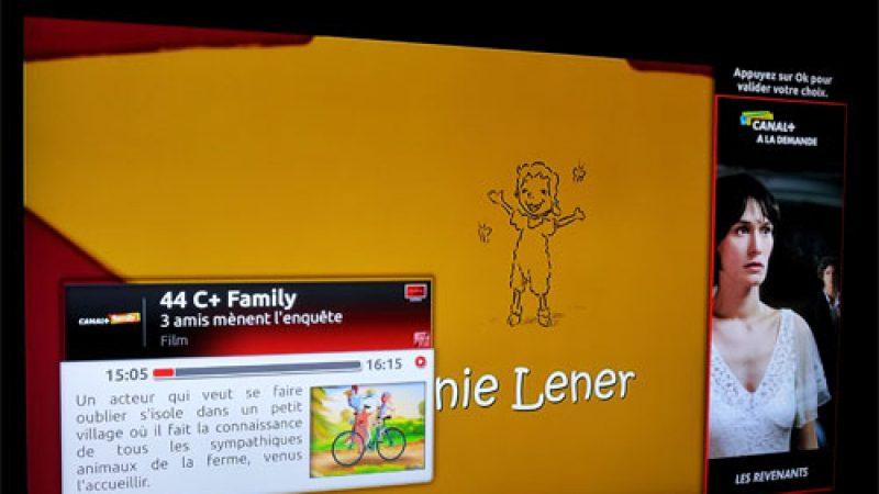 Canal+ Family déjà en clair sur Freebox TV