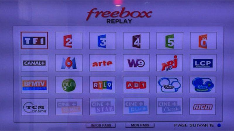 Canal+ à la demande (enfin) disponible sur Freebox Replay
