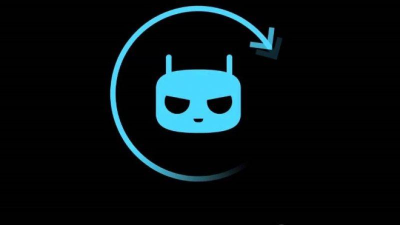 Le support de CyanogenMod (une version personnalisée d'Android) est définitivement arrêté