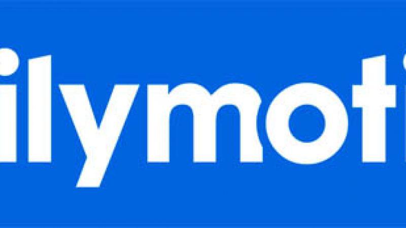 Vivendi confirme officiellement avoir déposé une offre sur Dailymotion auprès d'Orange