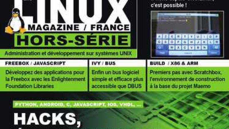 Développez avec des logiciels libres sur la Freebox