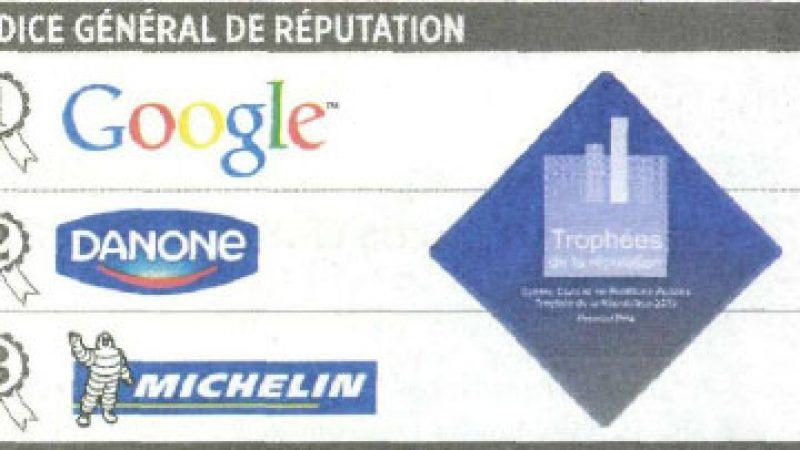 Réputation des marques : Free, se classe derrière Orange, mais devant Bouygues et SFR