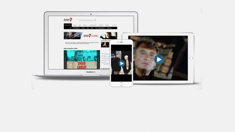 Télé 7 Jours lance un service de VOD consacré aux années 1990