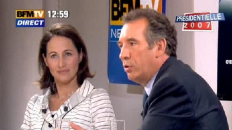 Carton plein pour le débat Ségolène Royal/ François Bayrou