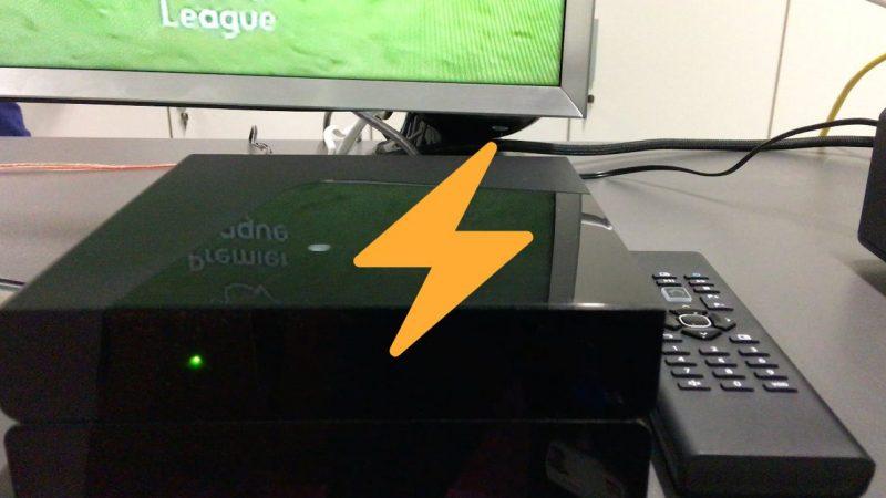 SFR dévoile quelques images de sa nouvelle box TV 4K qui sera lancée demain