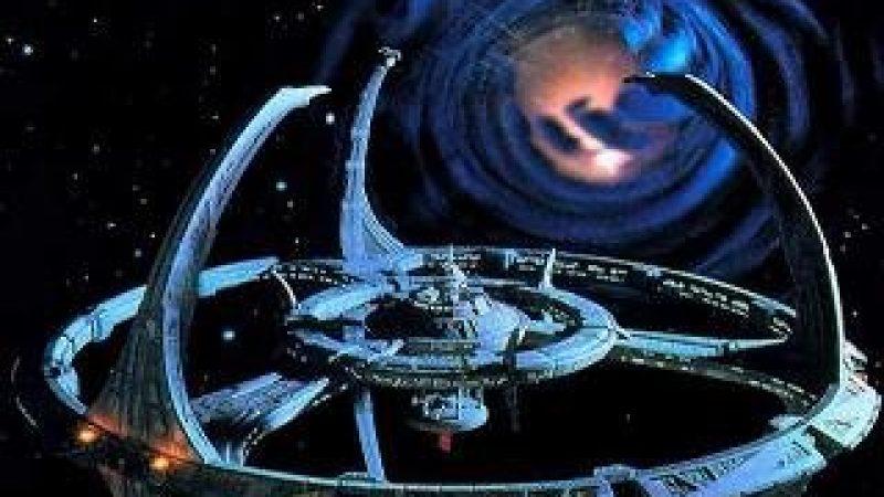 Star Trek Deep Space Nine sur Sci-Fi