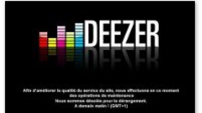 Faute de résultats, Deezer « saqué » par les actionnaires