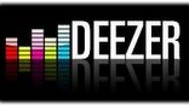 Nouveautés sur Deezer