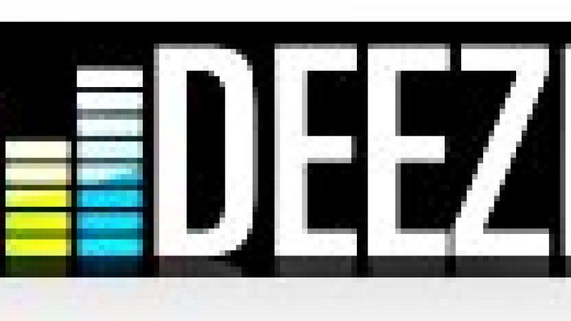 Deezer signe avec Sony BMG