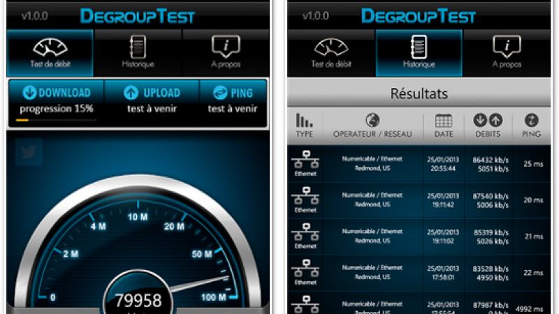 L'application Degrouptest débarque sous Windows Phone