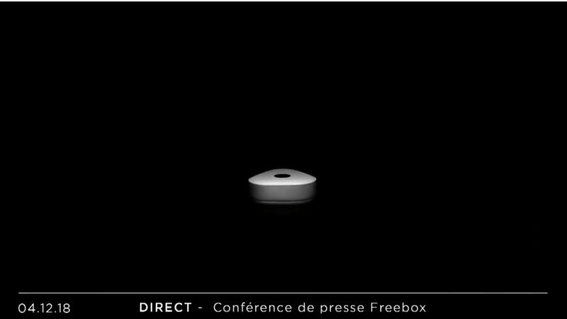 Les premières images de la Freebox V7 sont enfin là et c'est vraiment #indéfinissable
