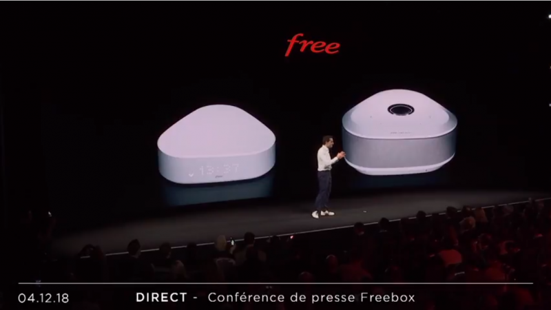 La Freebox V7 est baptisée Freebox Delta, le nom est enfin confirmé !