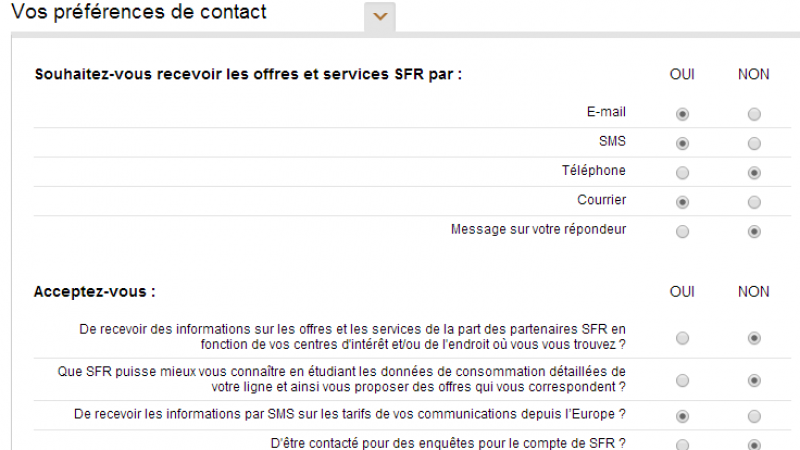 Harcèlement téléphonique de SFR : une solution mise en place pour les abonnés