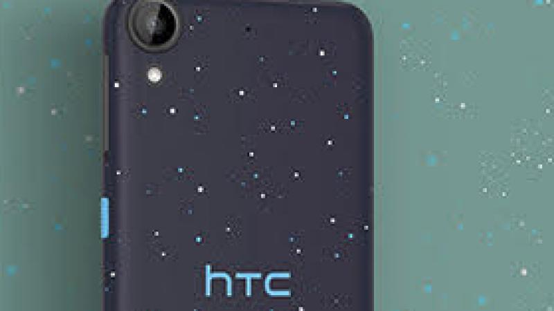 HTC dévoile 2 nouveaux smartphones, tous uniques grâce à l'effet « Micro-splash »