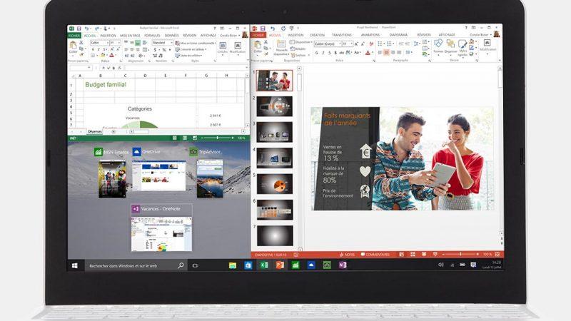 Windows 10 sera disponible dès le 29 juillet 2015