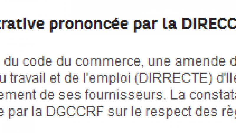SFR et Numéricable obligés d'afficher sur leurs sites qu'ils sont de mauvais payeurs