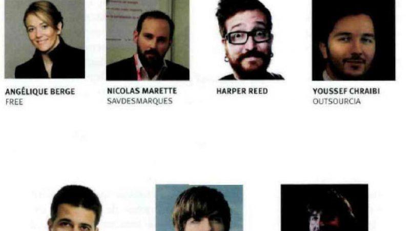Xavier Niel s'entoure des « jeunes digital leaders »