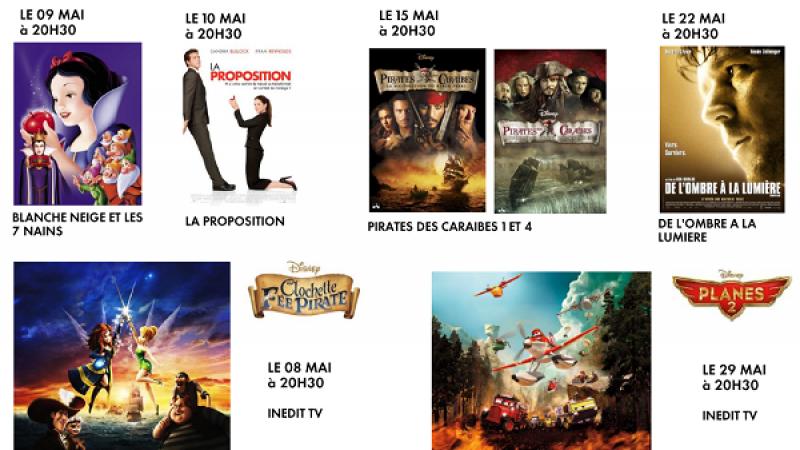 Découvrez la programmation et la commercialisation de Disney Cinéma
