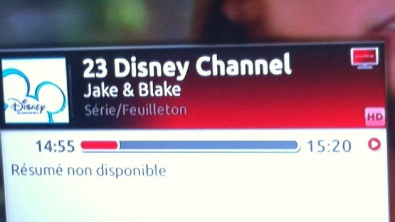 Disney Channel prochainement disponible en HD sur la Freebox ?