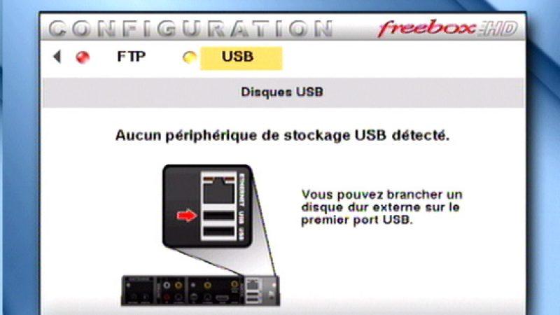 [MàJ] New Firmware Freebox HD : nouvelle fonction