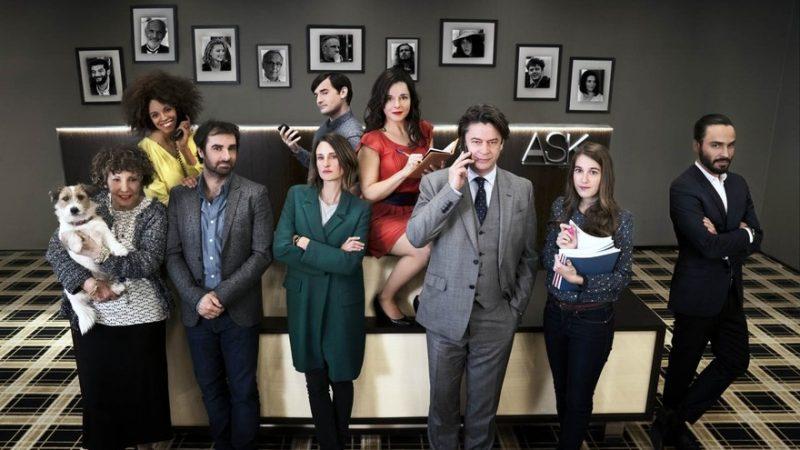 France 2 s'offre un casting de rêve pour sa troisième saison de « Dix pour cent »