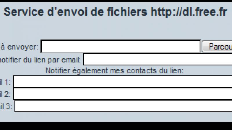 [MàJ] Défaillance matérielle sur dl.free.fr