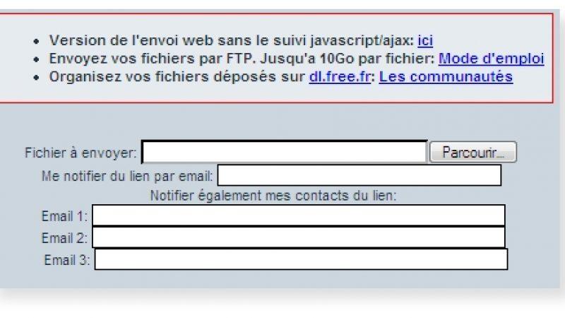 Les communautés dl.free.fr s'améliorent