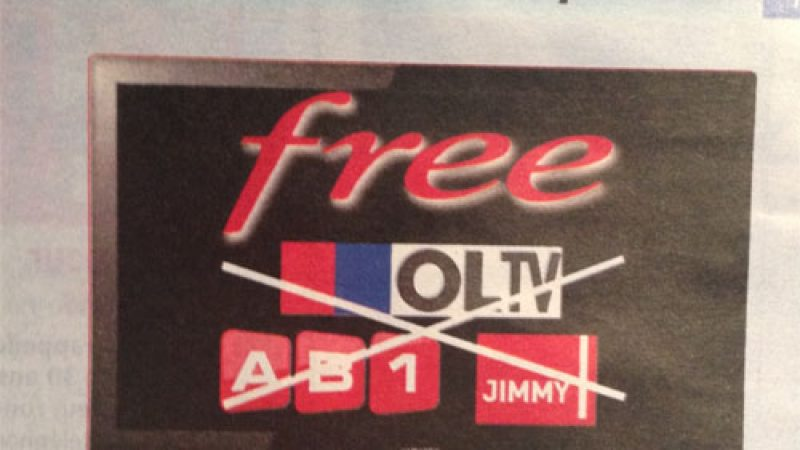 Non, AB1 ne va pas quitter Freebox TV
