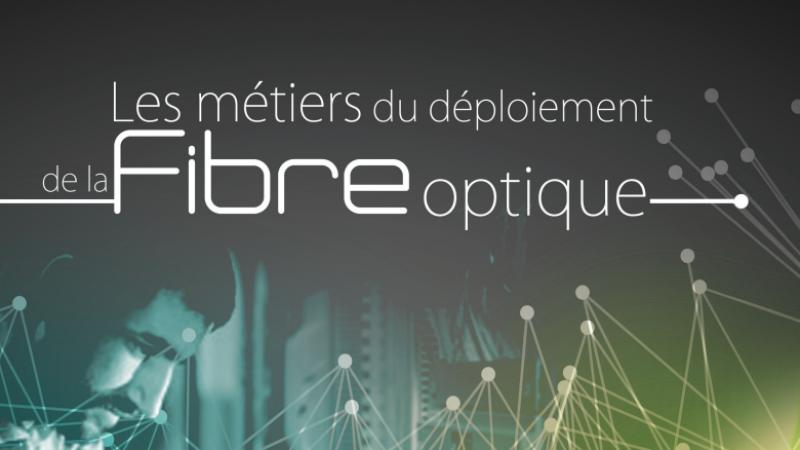 Fibre optique :  un métier d'avenir avec 40 000 formations à venir d'ici 2025