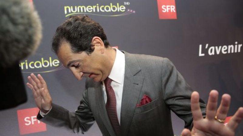 Sortie de la Bourse prévue le 9 octobre pour SFR, bientôt à 100% entre les mains de Patrick Drahi