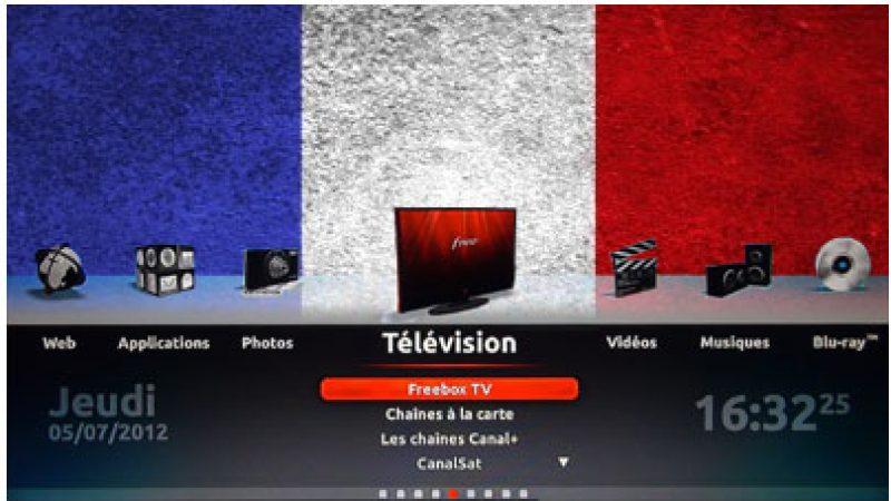 Coupe du Monde : Votre Freebox supporte aussi l'équipe de France !