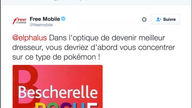 Clin d'œil : les conseils du CM de Free Mobile pour devenir le meilleur dresseur de Pokémon