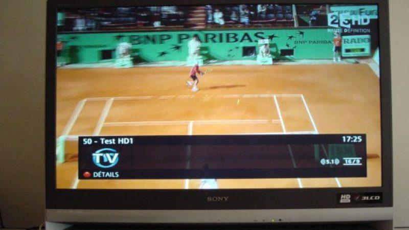 TNT HD sur Freebox c'est parti