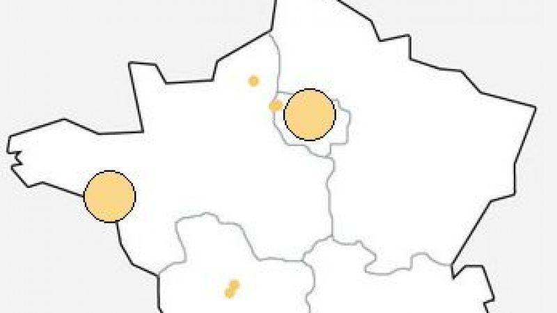 Certains DSLAM injoignables en Pays de Loire