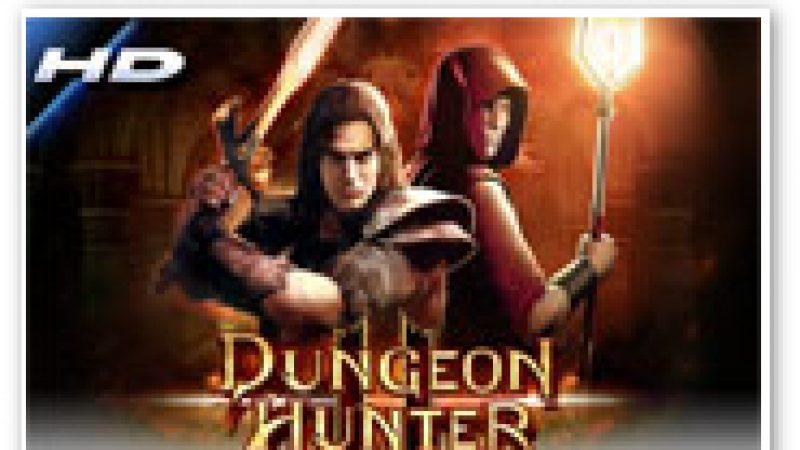 Promo Gameloft sur la Freebox : Dungeon Hunter 2 à 1€