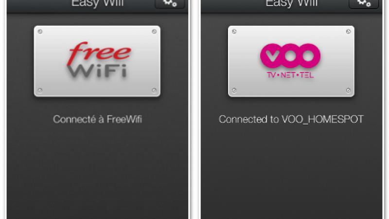 L'application Easy WiFi a été mise à jour (2.0.1)