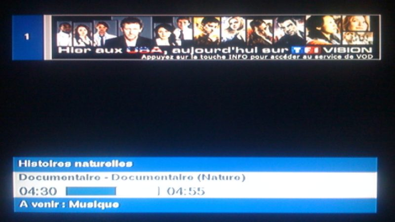 Ecran noir sur TF1, M6, W9…