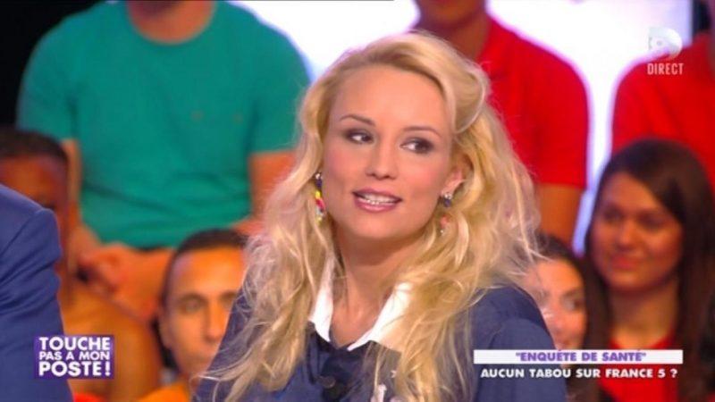 """Elodie Gossuin écartée de """"Touche pas à mon poste"""""""