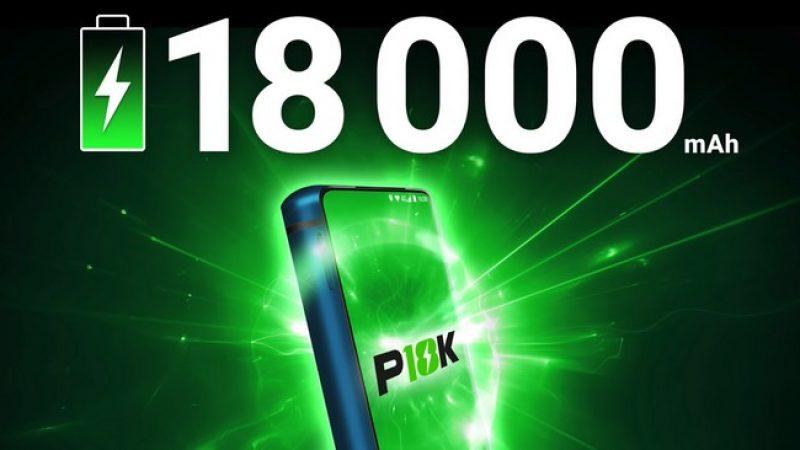 Flop : le smartphone Energizer et sa batterie 18 000 mAh n'ont pas emballé le grand public