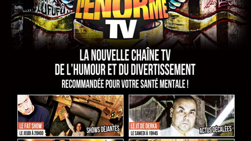 Free confirme l'arrivée de l'Enôrme TV et annonce sa gratuité