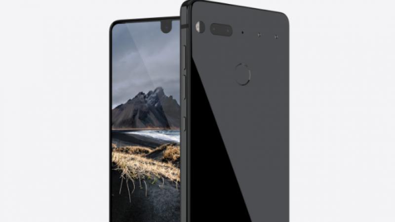 Essential Phone : Le smartphone du cofondateur d'Android pourrait débarquer en France entre autres