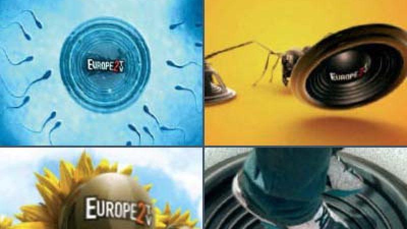 Europe 2 TV disponible dans l'univers Canalsat