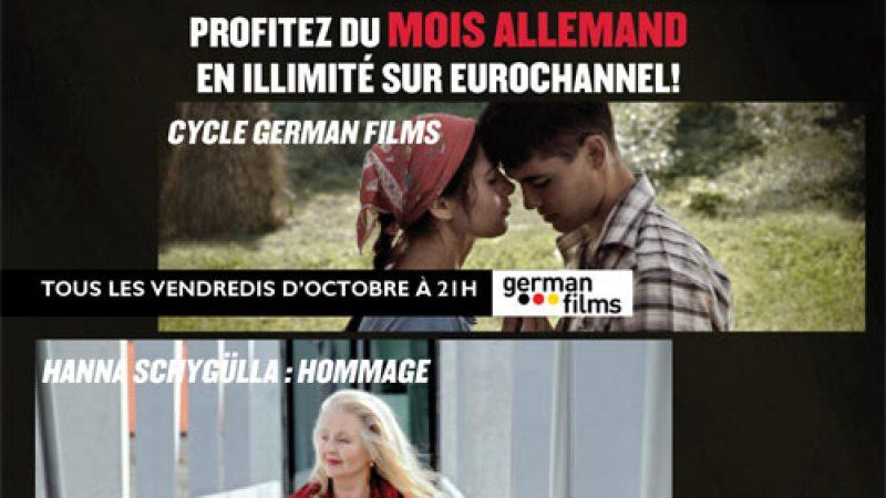 La chaîne cinéma Eurochannel offerte à tous les Freenautes en octobre