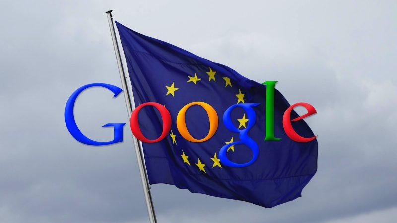 Google dépose un recours contre l'amende record infligée par Bruxelles