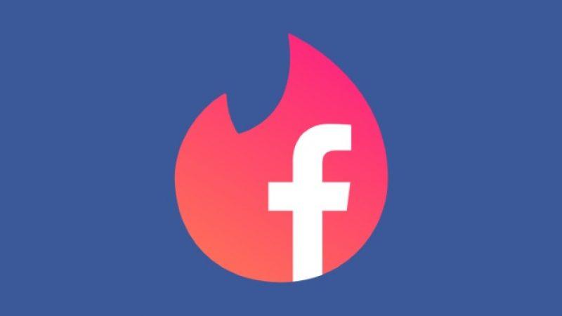 Facebook va lancer son propre service de rencontre afin de concurrencer Tinder