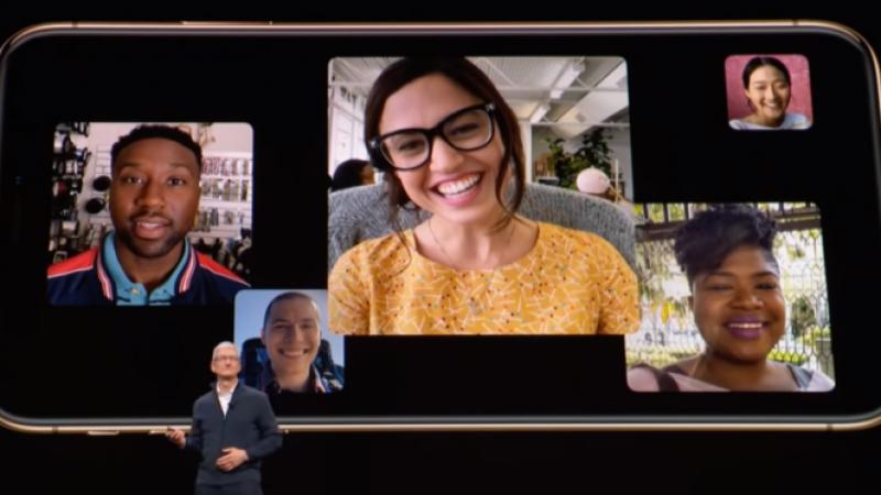 Le FaceTime d'Apple souffre d'une grosse faille de sécurité