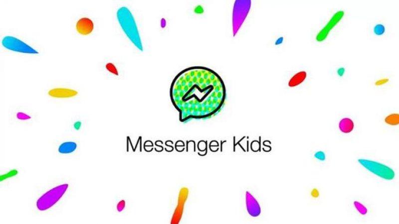 Facebook se lance à l'assaut des enfants de 6 à 12 ans avec son Messenger Kids