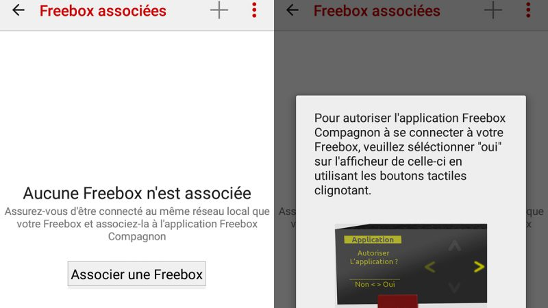Free branchement apps qui fonctionnent 2016