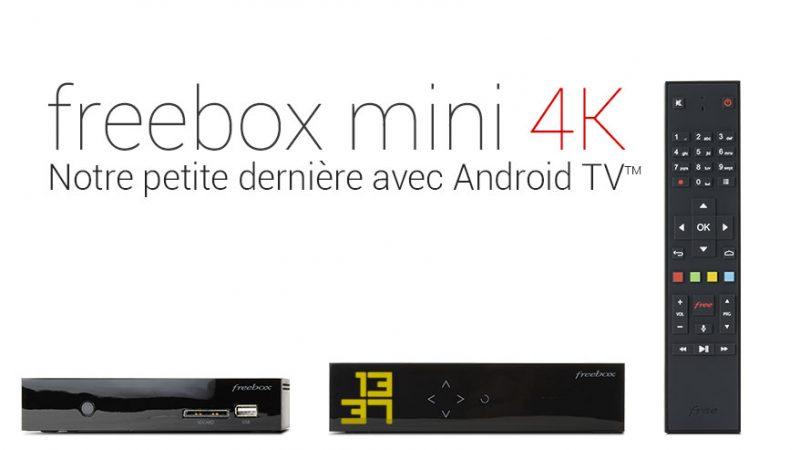 Après la Freebox Révolution, c'est au tour de la Mini 4K de s'armer pour avoir TF1 en cas de suppression