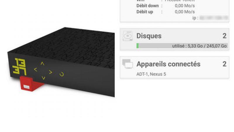 Freebox Compagnon Android : encore une nouvelle version (2.0.3)